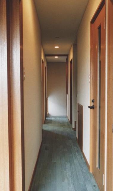 廊下 メーターモジュール