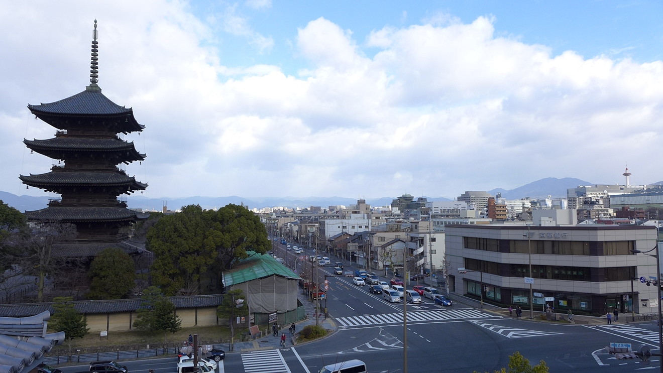 東寺 ホテル